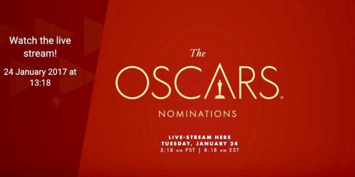 Oscar Nominations 2017