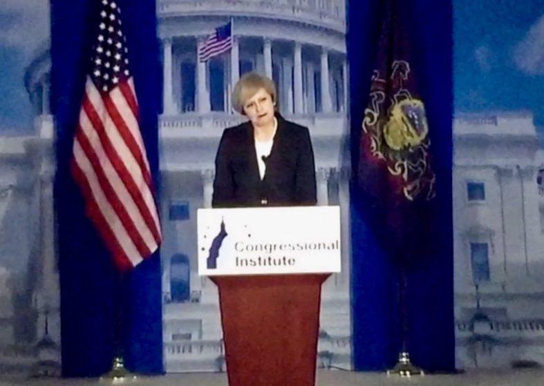 Livestream Philadelphia Theresa May