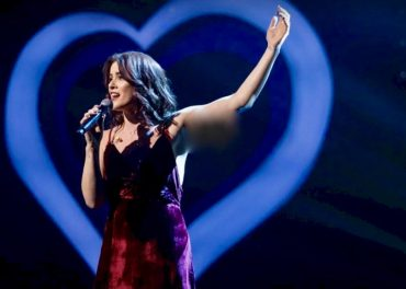 Eurovision 2017 UK Entry Lucie Jones