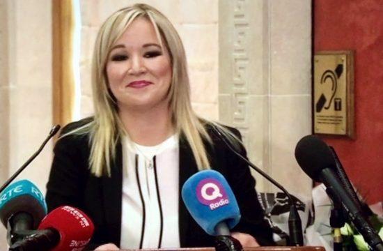 Sinn Féin's new leader north of the border