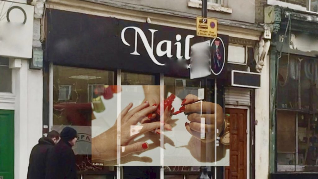 Modern Slavery nail bars raided
