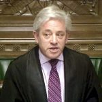 Bercow rejects