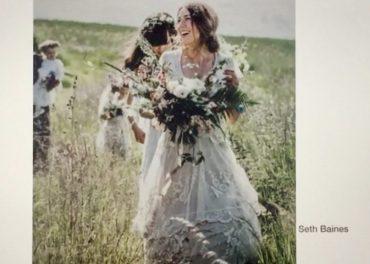 Lace Wedding dress found