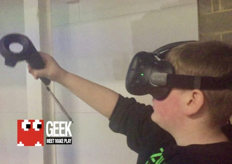 Virtual Reality at Geek2017