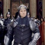 Jude Law as King Arthur