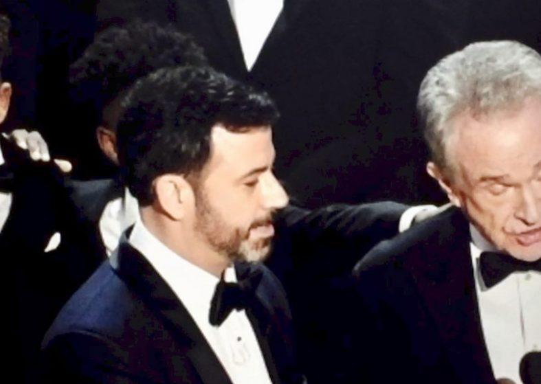 Oscars Mistake