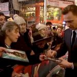 Tom Hiddleston and autographs