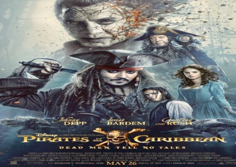 Pirates of the Caribbean: Salazar's Revenge trailer