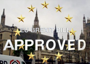 EU Brexit Bill Approved