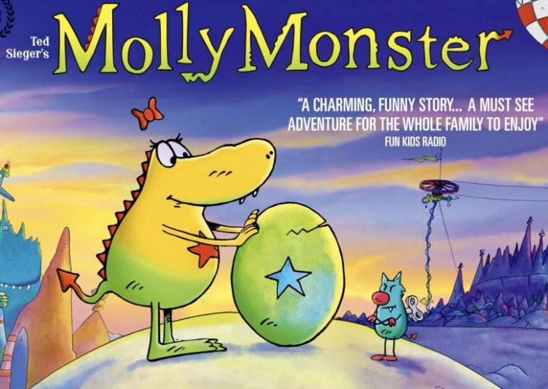 Molly Monster trailer