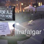 Trafalgar Vigil