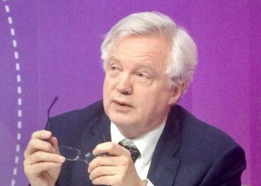 David Davis Brexit Sec of State