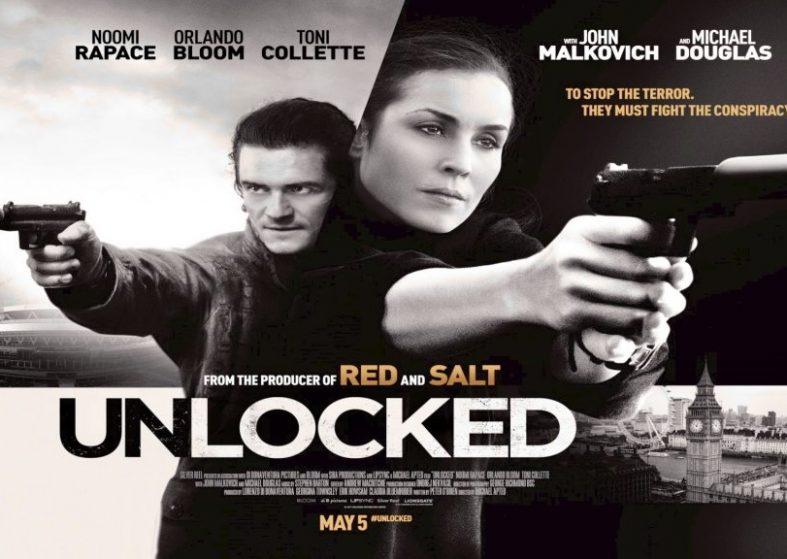 Unlocked trailer