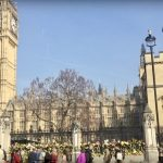 Flowers take over Westminster