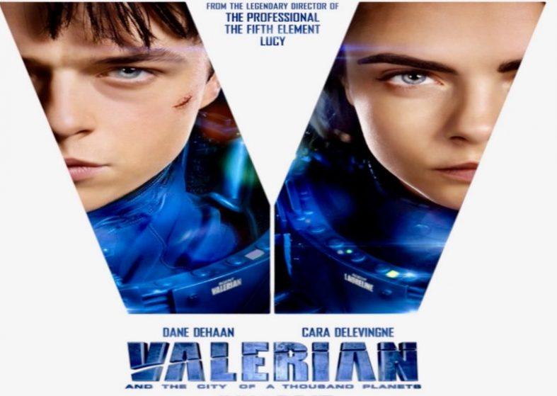 Valerian trailer