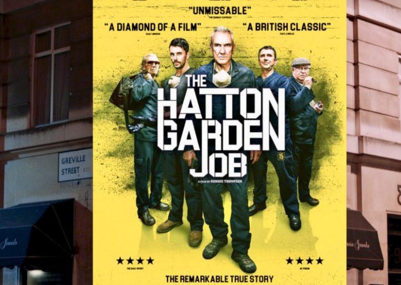 The Hatton Garden Job trailer
