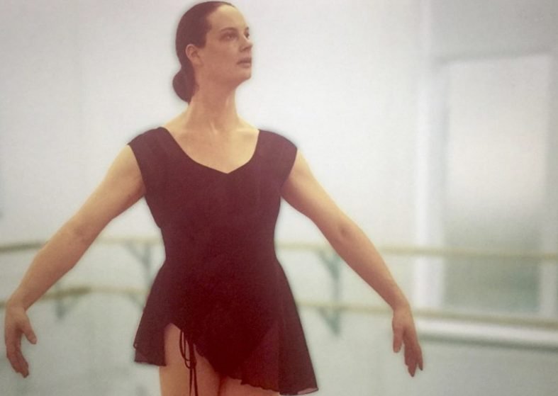 The Racing Driver who became a Ballerina