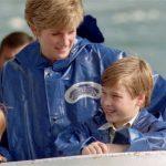Princess Diana and kids