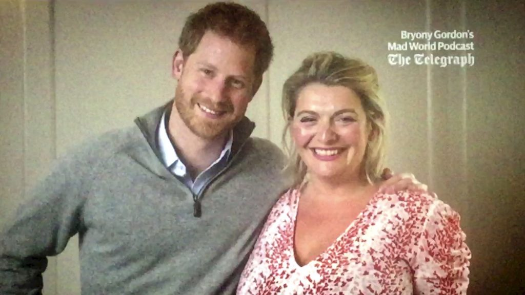Prince Harry 'in total chaos' over Mother Diana's death