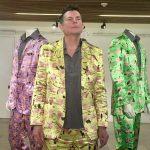 Tom Hackett suits creator