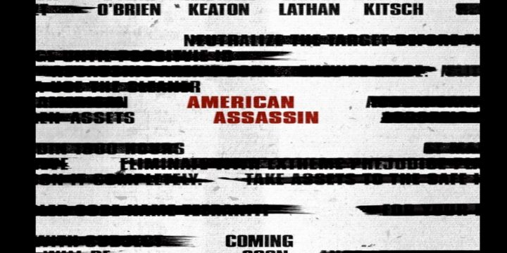 American Assassin trailer