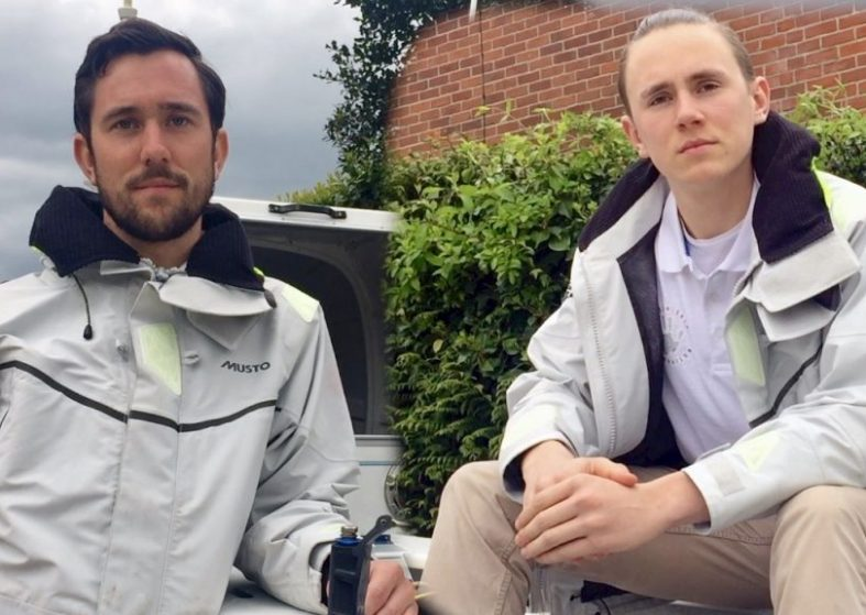 Brothers Row Atlantic for Skin Cancer Mission