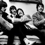 1967 presser to promote Sgt Pepper