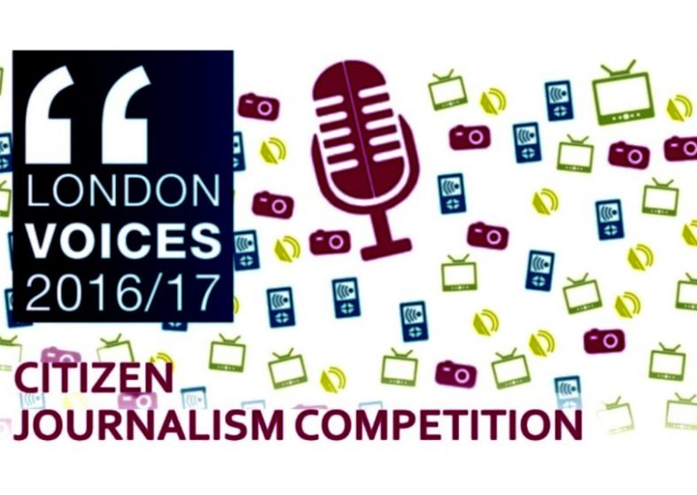 Big Prize Money in Citizen Journalism competition