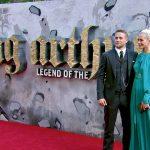 King Arthur European Premiere
