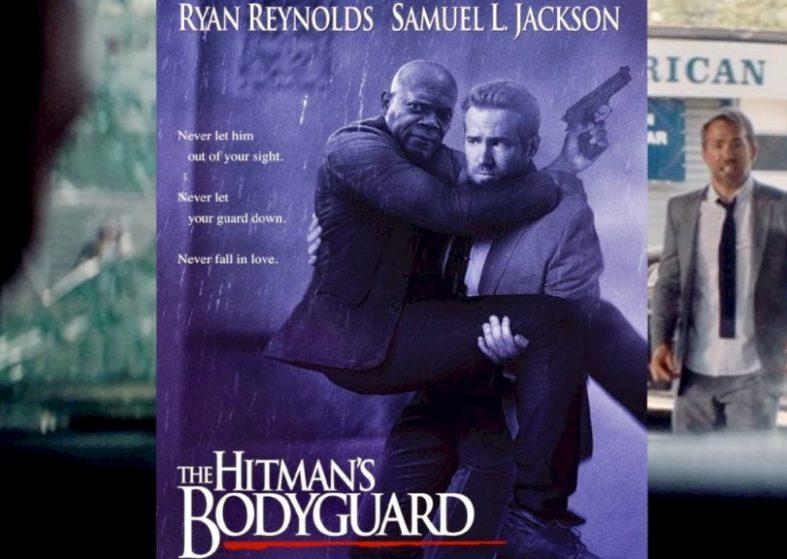 The Hitman's Bodyguard trailer