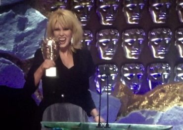Joanna Lumley Gets Top Prize