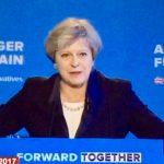 Theresa May Election Manifesto