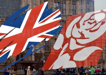 GE17 Top Two Parties Compete with Slogans