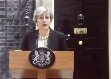 PM Manchester Terrorist Attack