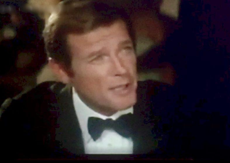 Sir Roger Moore James Bond Actor dies