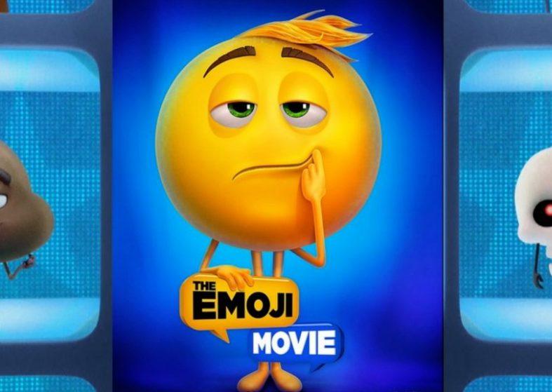 The Emoji Movie trailer