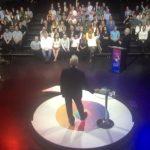 Jeremy Corbyn faces audience
