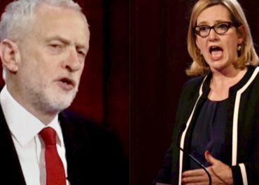 BBC Election Debate Corbyn v Rudd