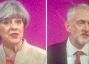Question Time: Corbyn and May Face Tough Grilling