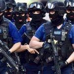 armed police London Bridge