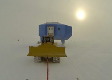 Antarctica Ice Station Rescue