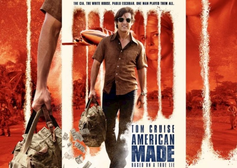 American Made trailer