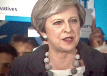 Theresa May Human Rights Laws