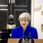 Theresa May and DUP join