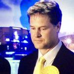 Nick Clegg - the fall
