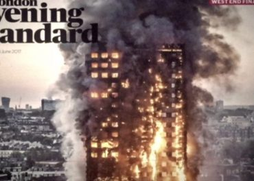 London Tower Block Fire: the witnesses
