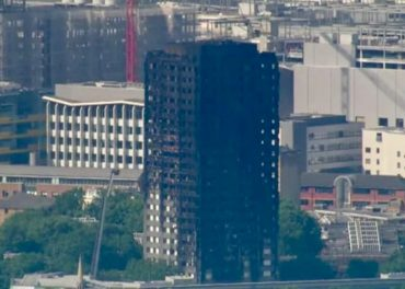Sky News Live: London Tower Block Fire