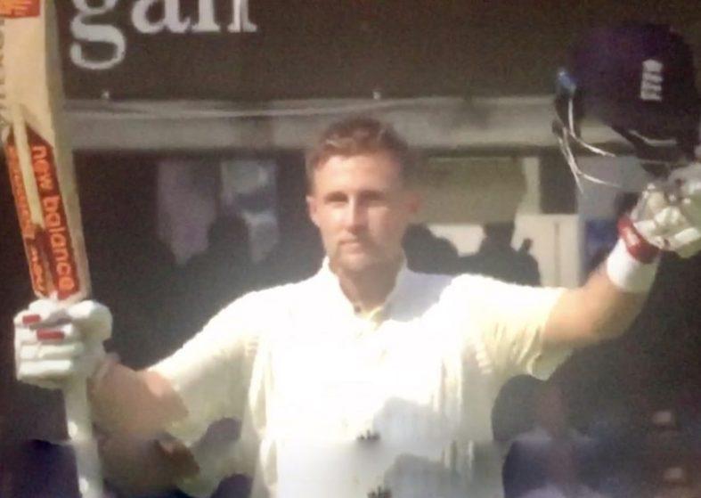 Cricket: Joe Root Hits Unbeaten 184