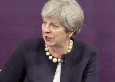 Sky News Live - Theresa May speech