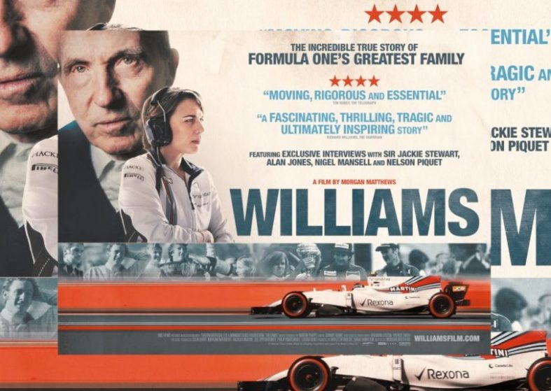 Williams trailer - F1 documentary
